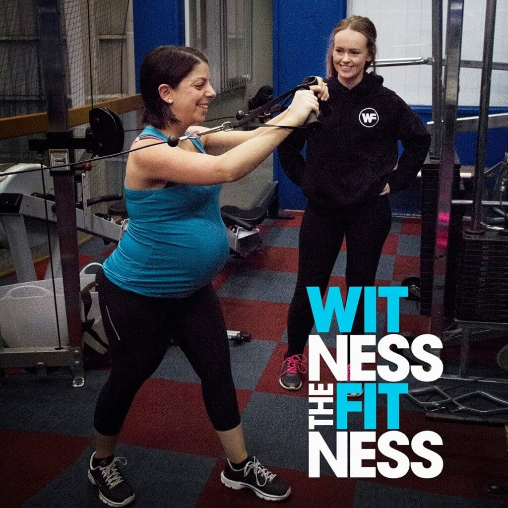 WitFit health club mulgrave - pregnancy and exercise