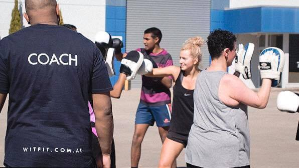 Boxing WitFit Personal Training Spingvale